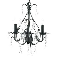 plug in chandelier ikea decoration gallery wrought iron and crystal 3 light swag plug in chandelier ikea