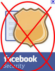 Image result for no posting on facebook wall