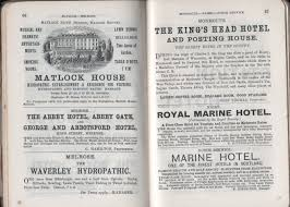 hotel advers from 1892 book