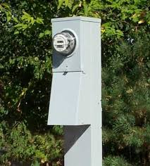 200 amp metered mobile home electrical service pedestal mobile home electrical service pedestal 200 amp