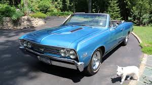1967 Chevrolet Chevelle SS Convertible For Sale~Original 396~4 ...
