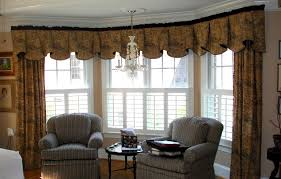 For Bay Windows In A Living Room Best Bay Window Curtains Ideas Home Interiors