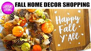 Small Picture FALL HALLOWEEN HOME DECOR SHOP WITH ME AT HomeGoods Pier 1