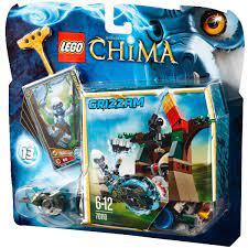 Tháp Mục Tiêu 70110 - Đồ chơi Lego Chima - Kidsplaza.vn