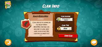 Angry Birds 2/Clans | Angry Birds Wiki