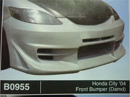 Honda City 2004 Front Bumper B0955 B0956 B0957