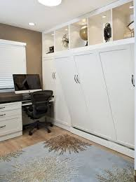 murphy bed office. Contemporary Bed Office Murphy Bed To N