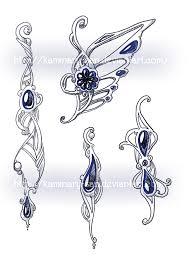 jewellery design by kaminary san