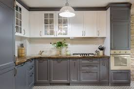 Your supply list for spray painting kitchen cabinets. How To Paint Kitchen Cabinets Without Sanding This Old House