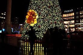Sf Union Square Tree Lighting Christmas Tree Sfbay