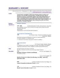 career profile resume example how to write profile for resume career profile resume examples