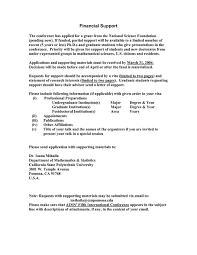 Nsf Resume Format 2 Page Businessm Peppapp