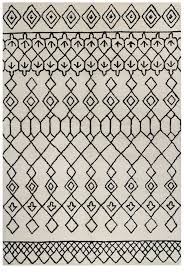 charlotte beni ourain moroccan area rug one kings