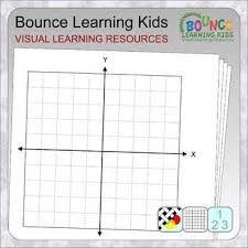 Axis Graph Graph Paper Xy Axis With No Scale All 4 Quadrants
