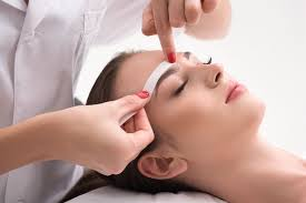 stop hair growth on forehead with