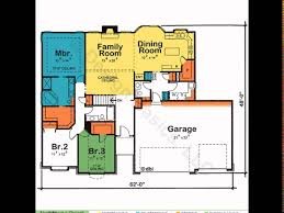 one story house plans house plans one story 4 bedroom house plans one story you