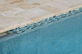 apex pavers and pools mosaic tile waterline tile