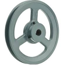 flat belt pulley. casted split flat pulleys belt pulley l