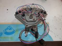 chevy sedan 1955 prescott hot rods 55 Chevy Wiring Harness we only wish that the wiring harnesses came looking this easy the only part that comes together is the plug the unit is back together can can be put in 55 chevy pickup wiring harness