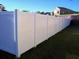 white fence panels. Vinyl White Privacy Fence Panels Fencing The Experts At Mossy Oak For All Rhpinterestcom