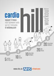 cardio hill workout