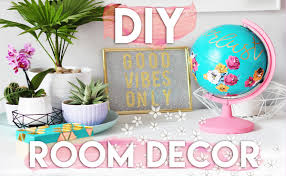 Room Decor Diy Diy Summer Room Decor Ideas Decorate Your Room On A Budget 2016