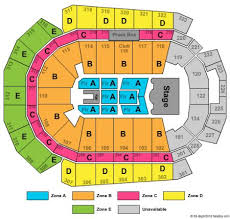 Wells Fargo Arena Des Moines Ia Seating Chart Wells Fargo Arena Tickets And Wells Fargo Arena Seating