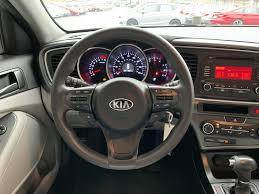 Pre-Owned 2015 Kia Optima LX Sedan in Concord #TN8305A   Hendrick ...