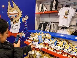 В Сочи одни из самых низких цен на <b>сувениры к ЧМ по</b> футболу ...