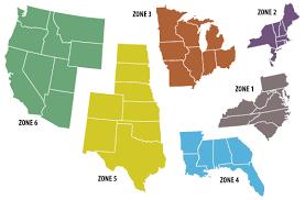 Usps Zone Chart For Shipping Usps Postal Zone Charts Www Bedowntowndaytona Com