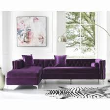 dark purple furniture. Livingroom:Purple Velvet Tufted Sofa \u2013 Pelagia Info Sectional Microfiber Dark Fabric Chaise Deep Sofas Purple Furniture