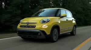 2018 Fiat 500L Trekking (US Spec) - YouTube