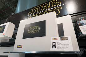 star wars episode vii toys will hit store shelves on  a new star wars trilogy is certainly a big movie event but make no mistake it s also a major merchandise opportunity and disney has now revealed when