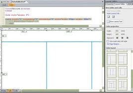 web table design. Web Table Design