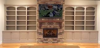 Wall To Wall Bookshelf Custom Bookcases Orlando Wood Shelving Wooden Wall Units