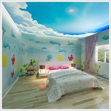 Superb Ocean Themed Kids Room Funny Fish Wallpaper For Beach Themed Kids Bedroom  Ideas Home