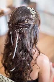 Long Wedding Hair Ideas Braidideas Rusticwedding Wedding