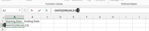 Best Excel Tutorial How To Calculate Length Of Service