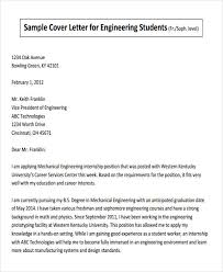 Chemical Engineer Intern Cover Letter Samples and Templates