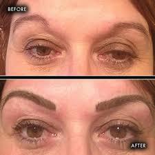 semi permanent makeup eyebrows southton 1