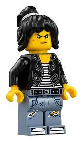 LEGO NINJAGO WU CRU TRAINING NYA WATER NINJA MINIFIGURE & SWORD NEW GENUINE  Construction Toys Minifigures