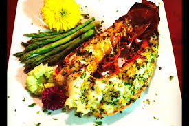 Broiled Florida Lobster Tail Recipe ...