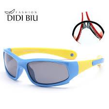 DIDI TR90 <b>Polarized Kids Sunglasses Children</b> Steampunk ...