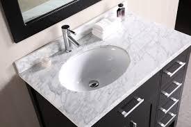 36 london dec076d single sink vanity set
