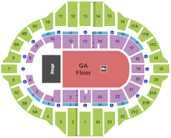 Amsoil Arena Concert Seating Chart Five Finger Death Punch Tickets Schedule 2019 2020 Shows