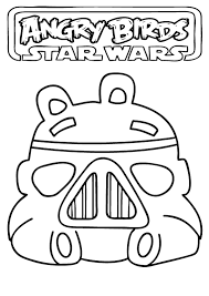 Small Picture free printable angry birds star wars coloring pages angry birds