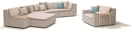 Lou sectional sofa lou collection by dedon design toan nguyen o