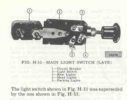 signal stat turn signal switch wiring diagram wirdig 1947 willys jeep wiring diagram 1948