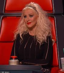 makeup 2016 google search she s back christina aguilera returned to the voice on monday night after a two