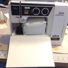 Stella Sewing Light Elna Stella Air Electronic Tsp Review Ashley And The